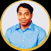 Headshot of Ramakrishna Pullela