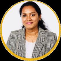 Headshot of Selvi Kuppuswamy