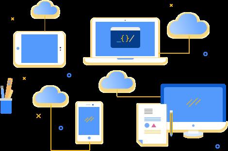 Illustration of Enterprise Data Management's strategy