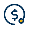 Icon for Financial data