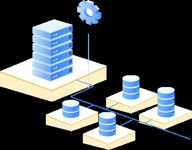 Illustration of Data Warehouse