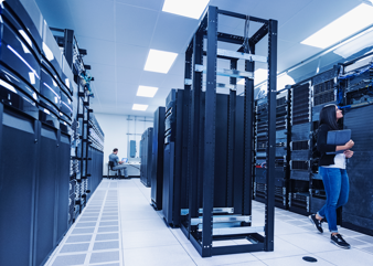A Data Center supporting data access and services